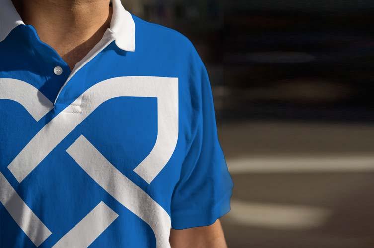 Alba 700 Festival Logo Design on shirt