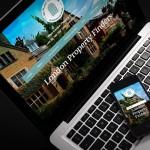 property finder web design