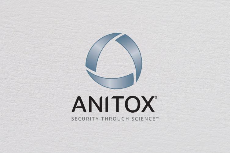 anitox scientific brand identity