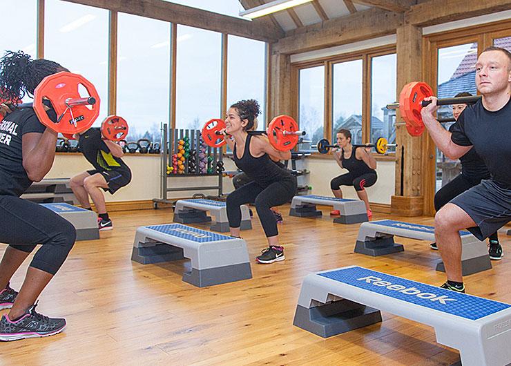 afful fitness class
