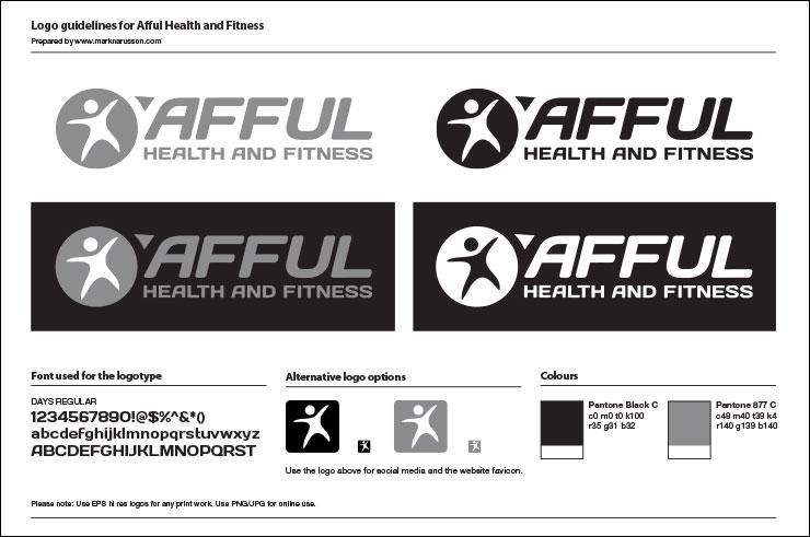 afful logo use guide