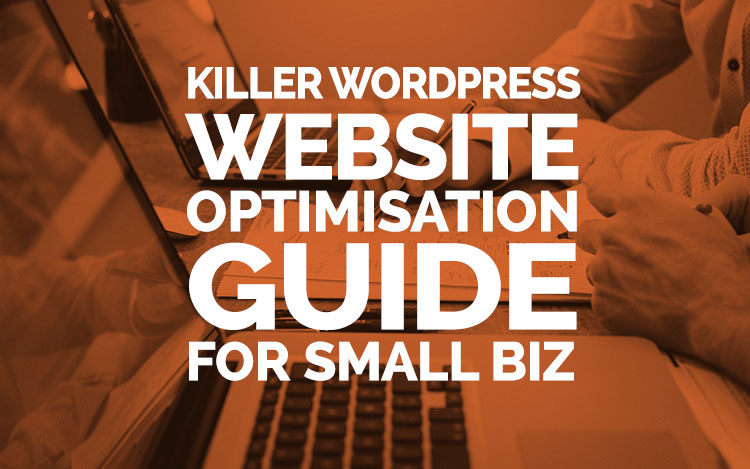 killer wordpress optimisation guide