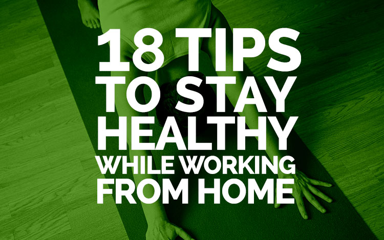 18 tips to stay healthy