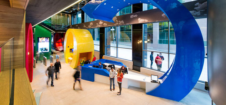 google office dublin