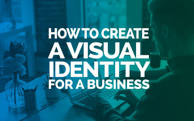 how to create a visual identity