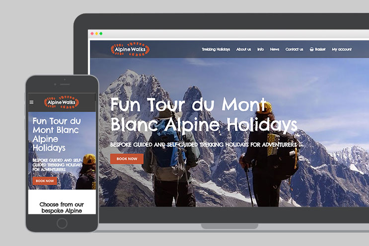 Alpine Walks