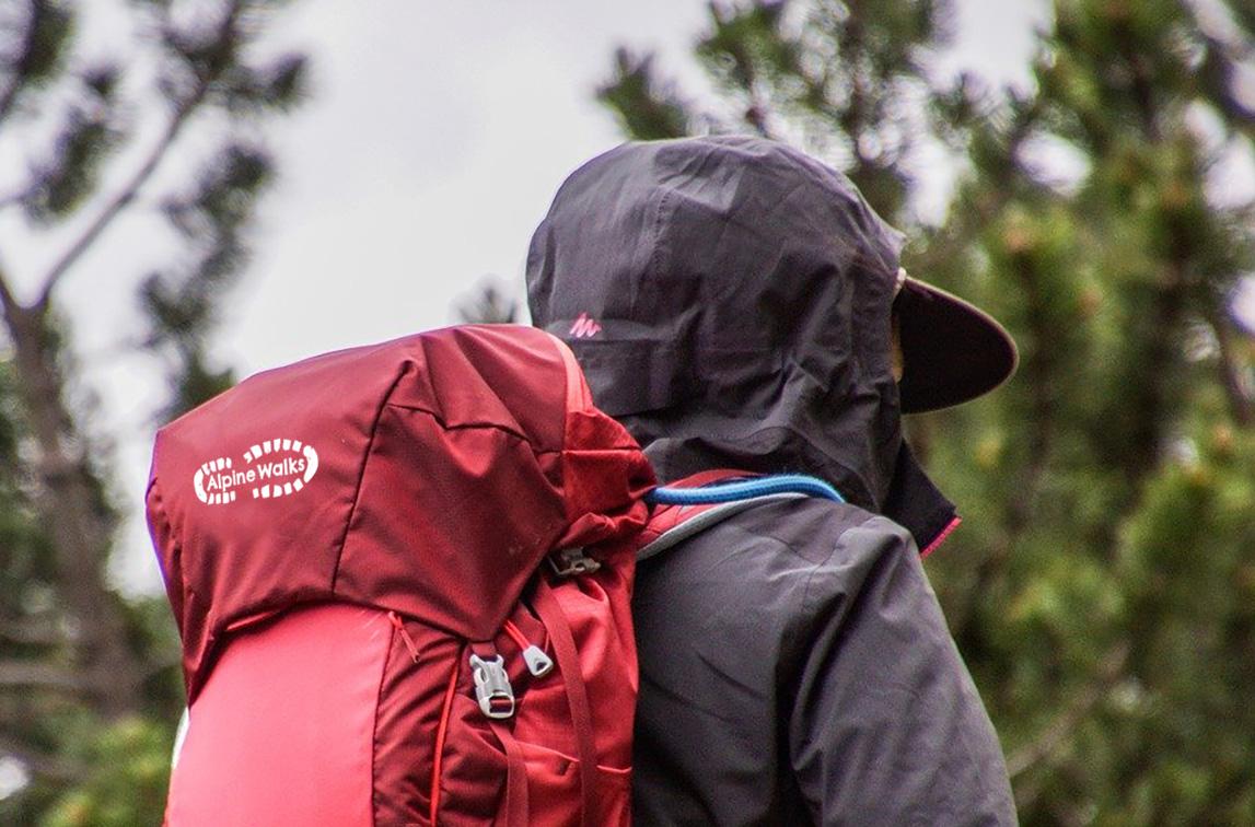 aw backpack walk