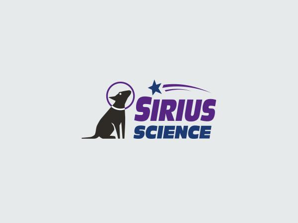 sirius science logo hero