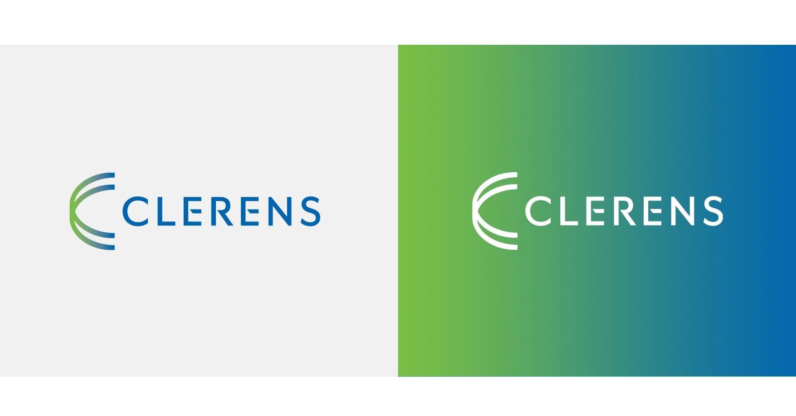 clerens logo versions