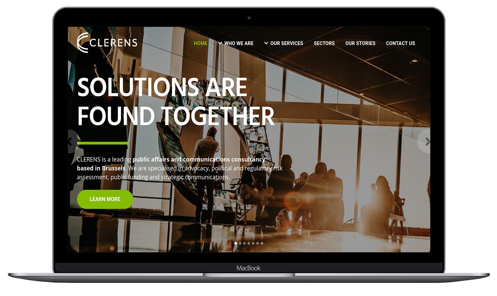clerens website